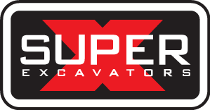 Super Excvators Logo